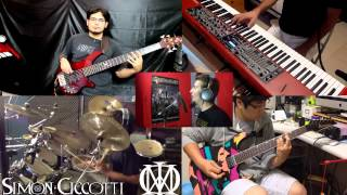 Dream Theater Split Screen Cover - Another Day - (Images and Words 1992)