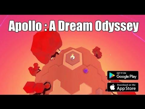 Apollo : A Dream Odyssey ( Android iOS ) Gameplay - YouTube