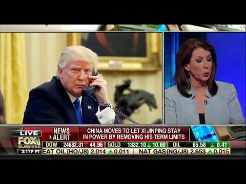 Strategy in Trump's Foreign Policy • Making Money with Charles Payne