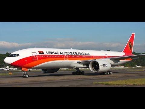 P3D V4.2 [REVOADA] VOO DE LUANDA PARA GUARULHOS - BOEING 777 200ER