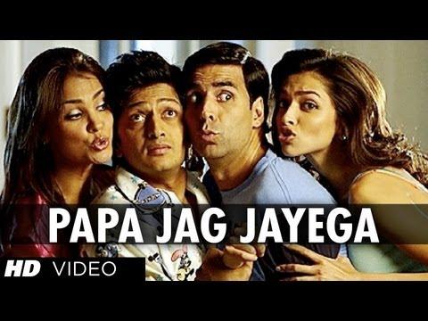 """Papa Jag Jayega Full Song"" Housefull |  Akshay Kumar, Deepika Padukone"