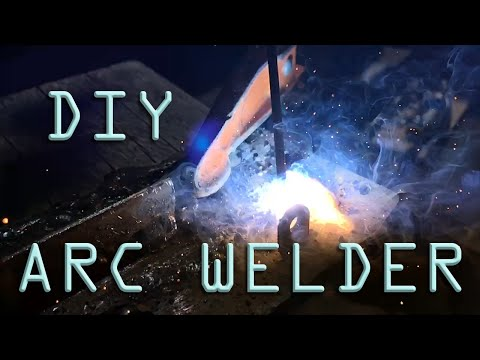 DIY Arc Welder