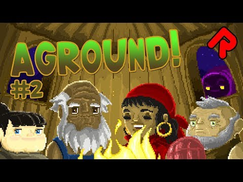 Finding Diamonds in the Depths!   Let's play Aground gameplay ep 2 (PC)