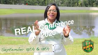 REAL Conference 2020 Promo