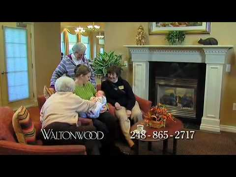 Waltonwood Senior Living - Independent and Assisted Living Communities in Southeast Michigan