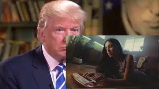 "Donald Trump Reacts To ""Olivia Rodrigo - drivers license""(Official Video)"