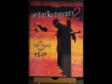 Movie Review 51 - Jeepers Creepers 2 - Video Blog