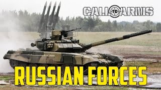 call to Arms - Russian Forces