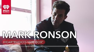 "Mark Ronson Talks Amy Winehouse, Working With Camila Cabello + More In iHeartRadio's ""The Box"""