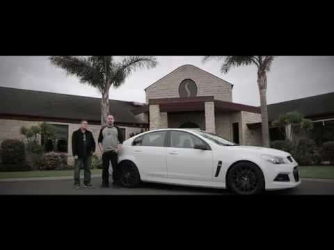 Test Driven - 2015 Holden HSV Clubsport R8