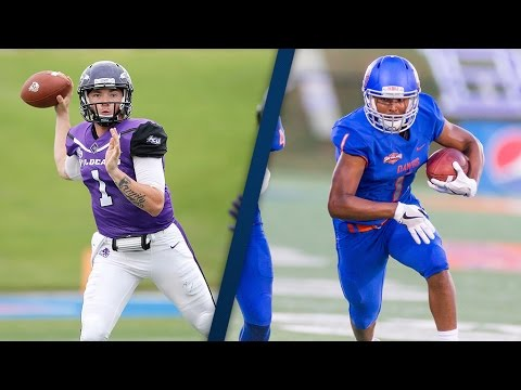 Football - Abilene Christian at Houston Baptist