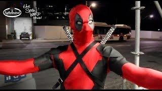 DEADPOOL Wants a DEADPOOL MOVIE!...
