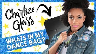 CHARLIZE GLASS | What's In My Dance Bag?