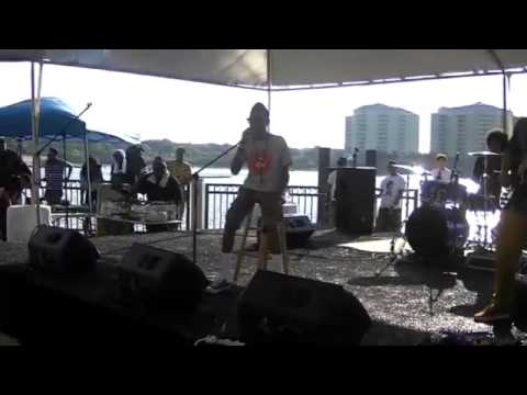 jkl werty & band  live redemption song pt.3