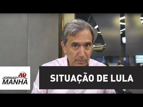 Situação de Lula é cada vez mais grave | Marco Antonio Villa