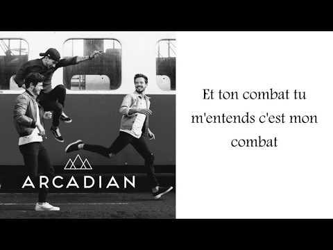 Arcadian ~ Ton Combat ~ Lyrics