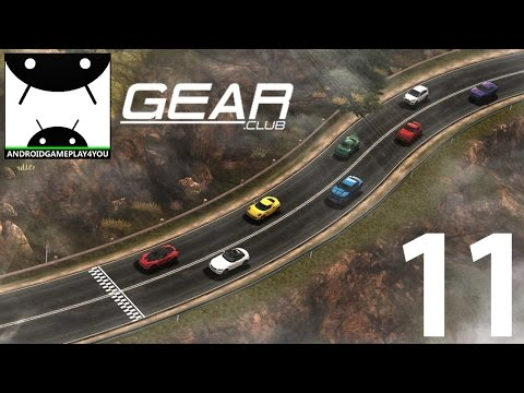 Gear.Club Android GamePlay #11 [1080p/60FPS] (By Eden Games)