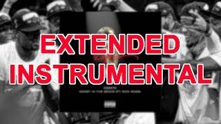 Drake - Money In The Grave - Extended Instrumental