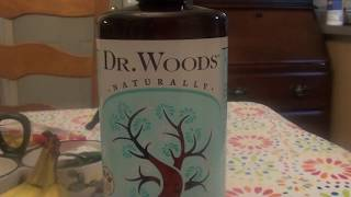 Dr. Woods Naturally Castile Soap Baby Mild Unscented REVIEW