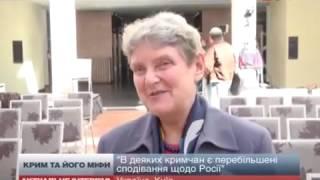 Россия опозорилась с Крымом, полное интервью Светлана Ганнушкина ()
