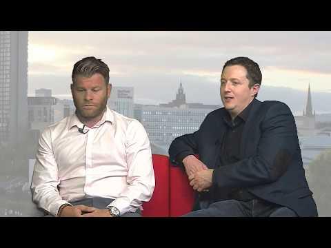 Sheffield Live TV Ryan Hindley & Andy Giddings