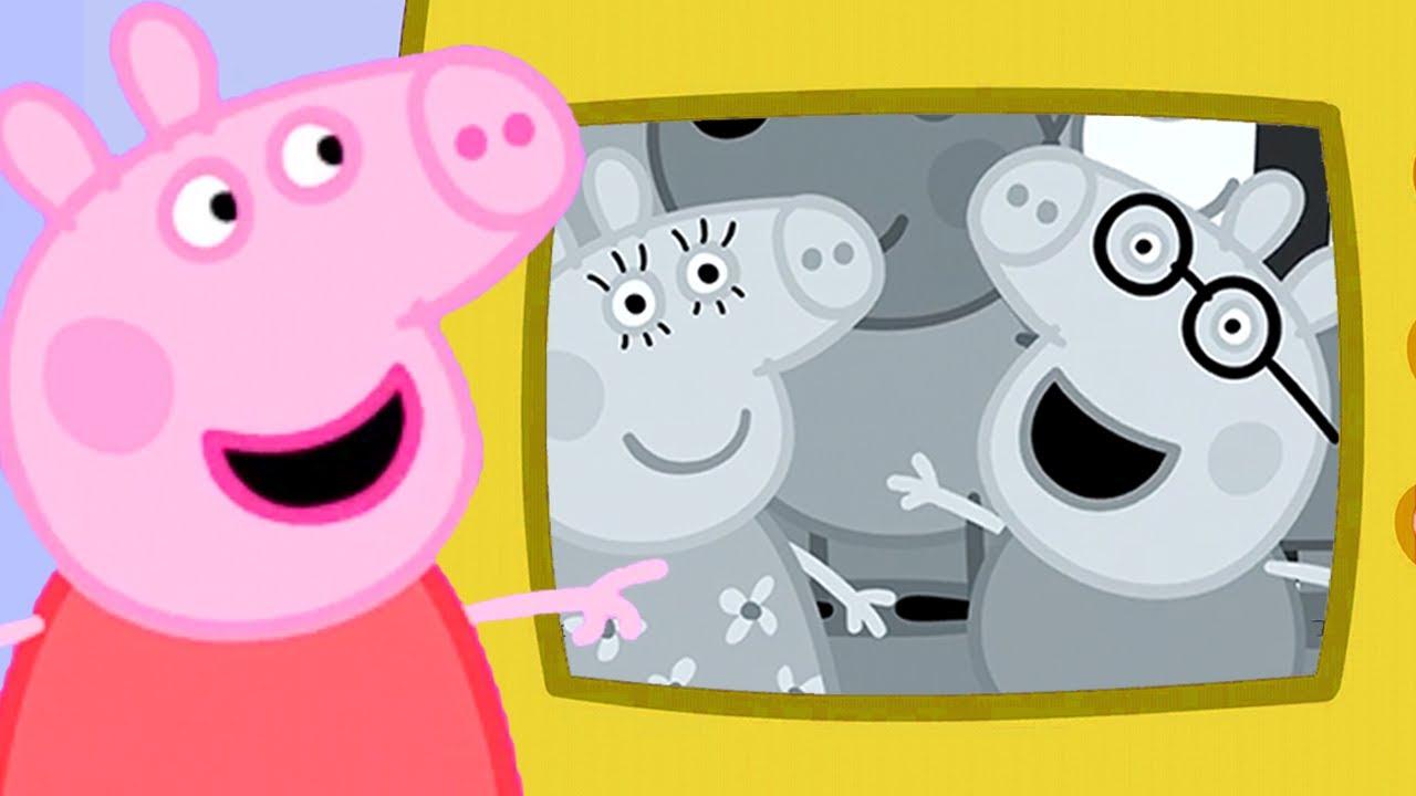 Peppa Pig en Español Episodios completos 🚀Cápsula del tiempo   Pepa la cerdita