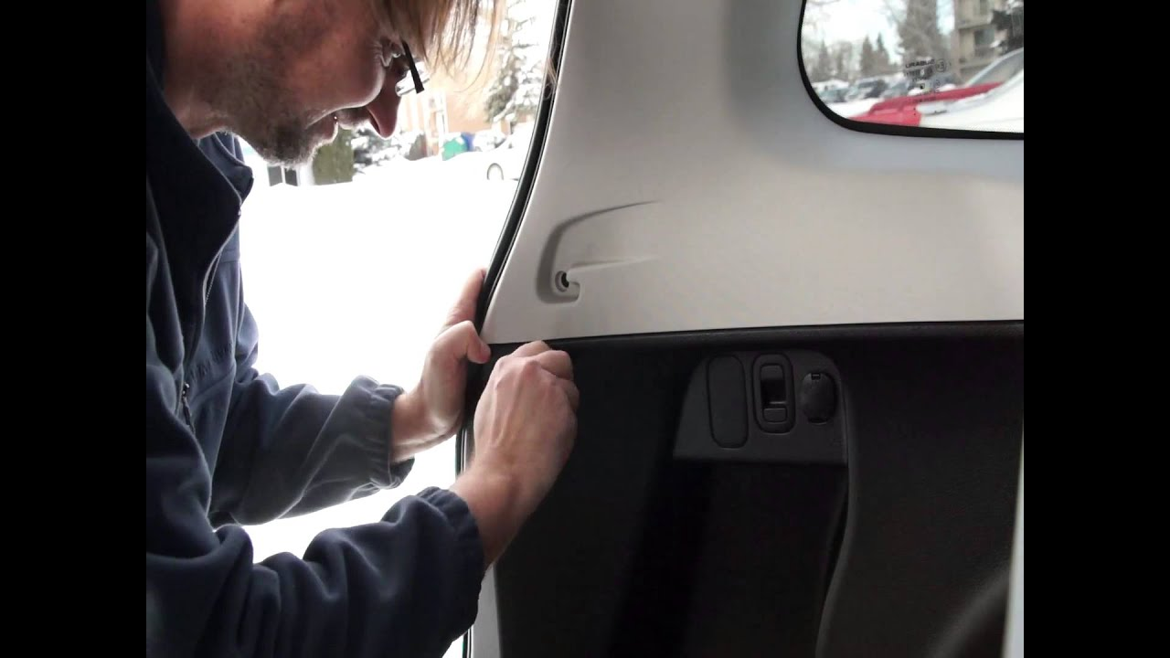 Sh Forester Cargo Net Install Youtube