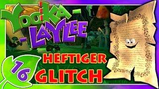 YOOKA-LAYLEE Part 16: Unbeabsichtigt Pagie erglitcht! :O