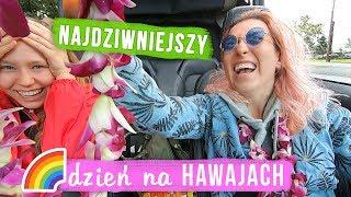Najdziwniejszy dzień na HAWAJACH!  Tęcze, dżungla, wodospad! Agnieszka Grzelak Vlog