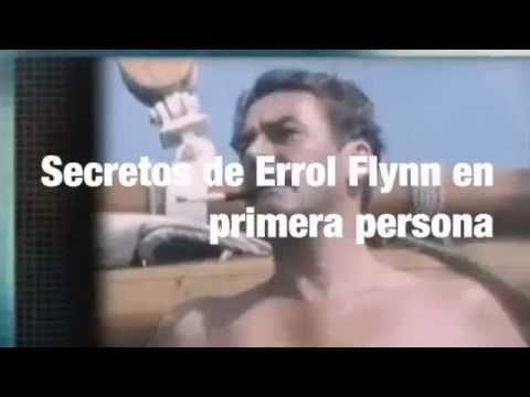 El ecuador de Ulises, la novela sobre Errol Flynn