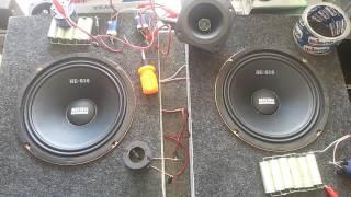 Пара MOMO HE-816 + P.Audio PHT-413