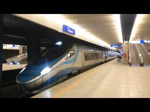 PKP Inter City Premium Warszawa Centralna railway station