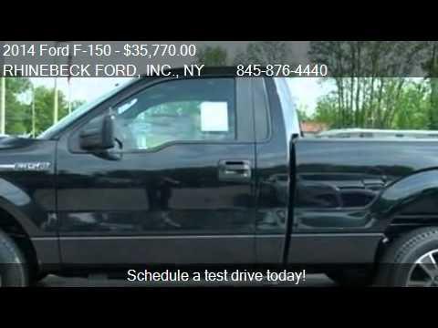 2014 Ford F 150 Stx >> 2014 Ford F-150 STX 4x4 2dr Regular Cab Styleside 6.5 ft. SB - YouTube