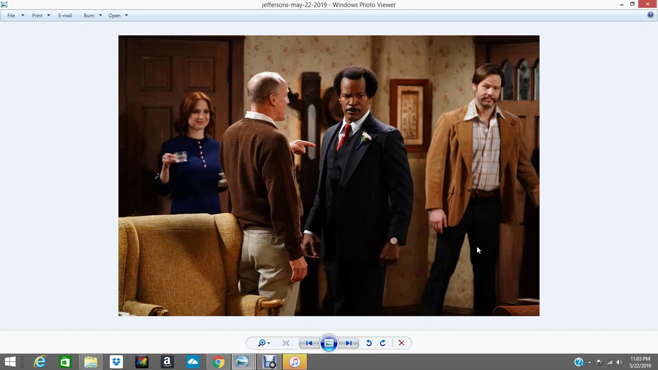 All In The Family And The Jeffersons