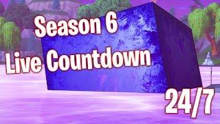 Season 6 Countdown Live