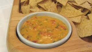 Cinco De Mayo Picante Queso Dip -- Lynn's Recipes
