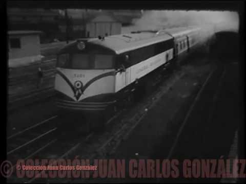 Presentación Oficial Tren