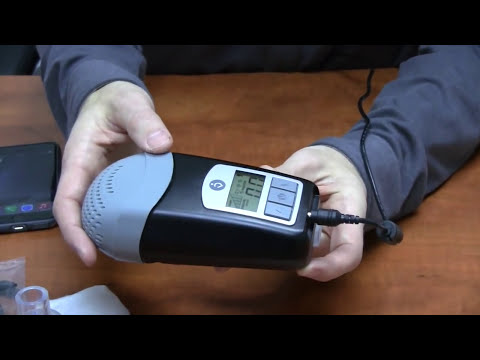 The Z1 Auto CPAP Machine