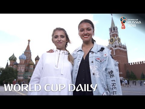 World Cup Daily - Matchday 19!