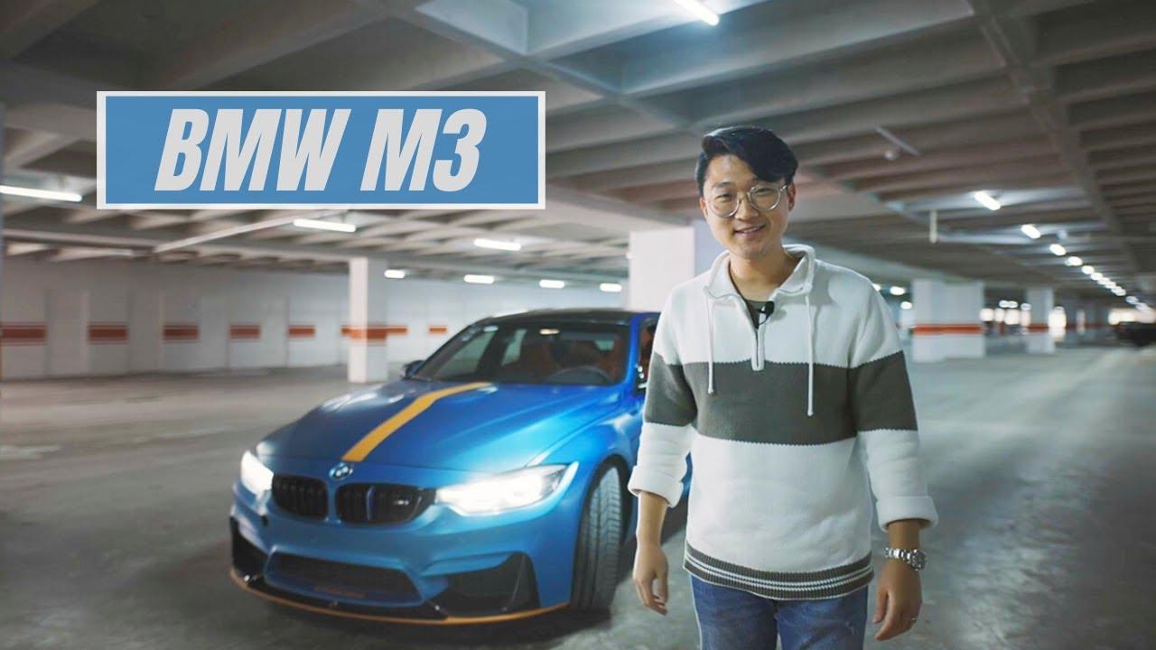 PROBAMOS EL FAMOSÍSIMO BMW M3 - Con 444 Caballos