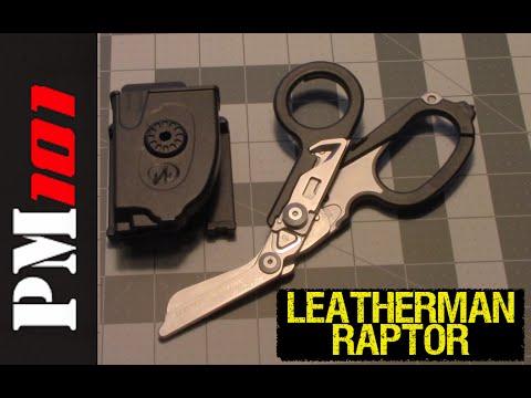 (2016) Leatherman Raptor: The Chuck Norris of Scissors - Preparedmind101