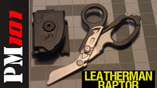 (2016) Leatherman Raptor: The Chuck Norris of Scissors - Preparedmind101