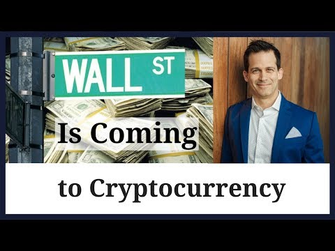 Wall Street money and brains are coming to cryptocurrency. Don't get too cocky.