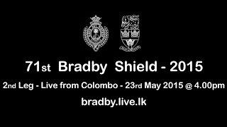 71st Bradby 2015 - 2nd leg - Live from Colombo