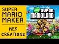 SUPER MARIO MAKER : La difficulté, c'est DIFFICILE !   Let's Play FR #15