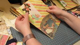 Decorating MORE Teddy Bear Journal Pages