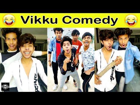 Vikku Tik Tok Comedy  Tik Tok Comedy  Tik Tok Videos  Funny Tik Tok  The Sahil Comedy