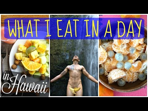 🍍What I Eat In A Day🍌Resort In Hawaii🌺w/ My Family🌈