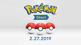 Pokemon Direct Live Reaction
