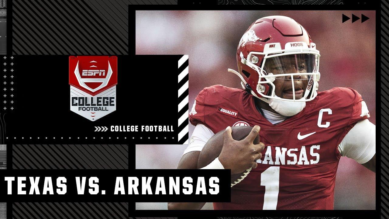 Texas vs. Arkansas - Game Recap - September 11, 2021 - ESPN
